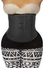 2 Hook Latex Waist Cincher