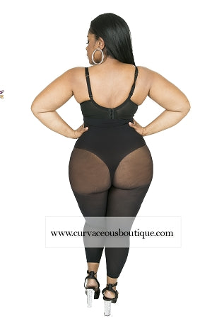 Seamless Long High Waist Shaper