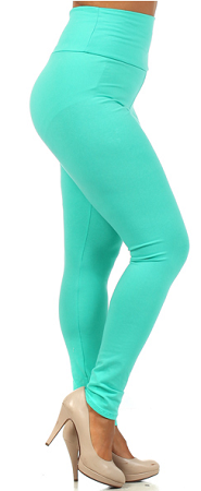 Jade High Waist Leggings
