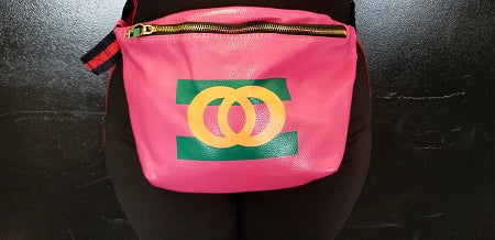 Pink Chic Fanny Pack