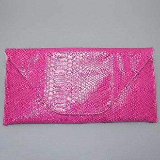 Envelope Pink Clutch