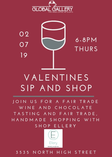Valentines/Galentines Day Pop-UP