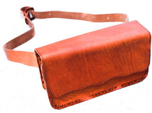 Load image into Gallery viewer, Belt Bag- Brown