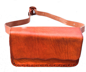 Belt Bag- Brown