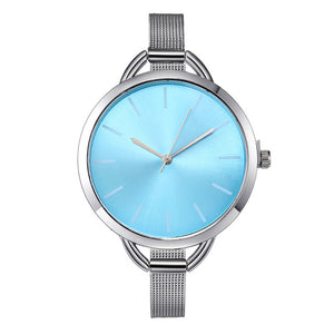 Luxury European Style Ladies Watches Stainless Steel - shopmendez