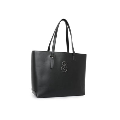 East/West Tote - Black
