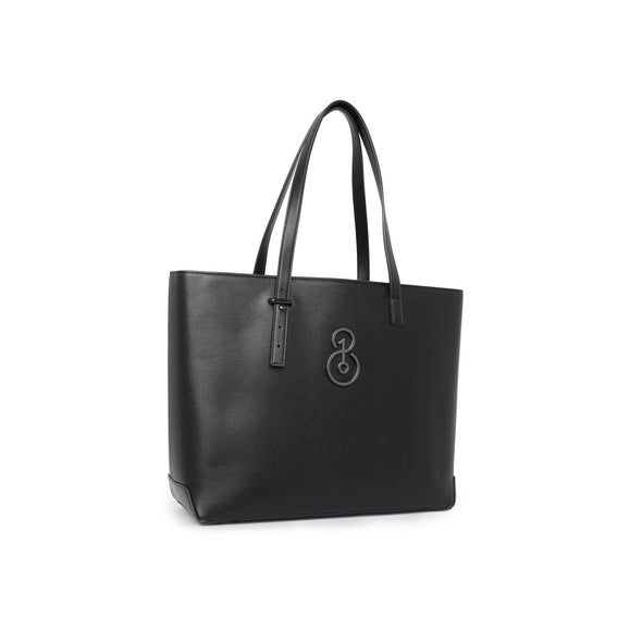 TheOne08 East/West Tote in Black