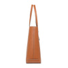 TheOne08 East/West Tote in Saddle Tan