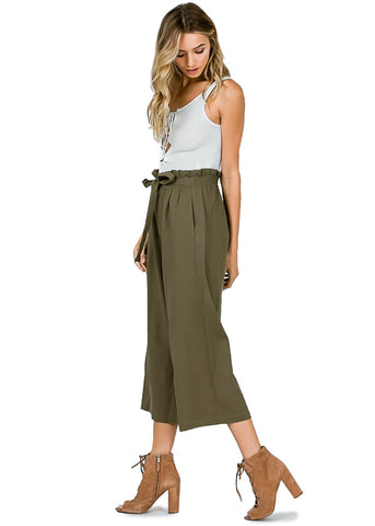 Summer Wide Leg Pants