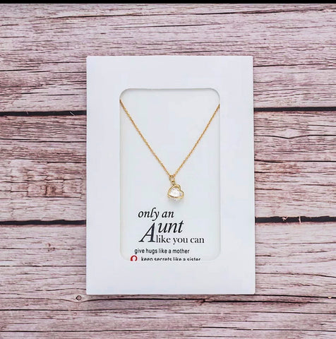 Only an Aunt Like You Necklace