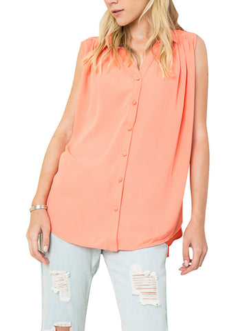 Peachtree Blouse