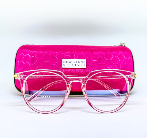 My Pretty Specs Blue Light Glasses (Pink)