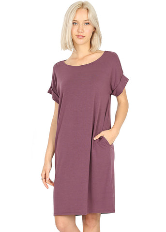 New Age T-Shirt Dress