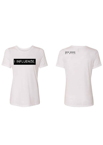 I influence Tee-WT