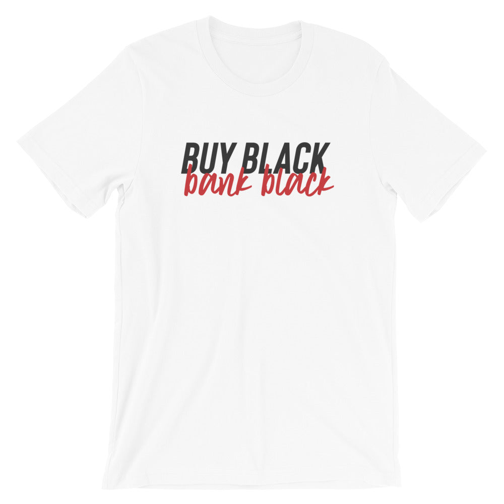 Buy Black / Bank Black T-Shirt