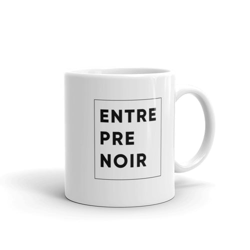 EntrepreNoir Coffee Mug