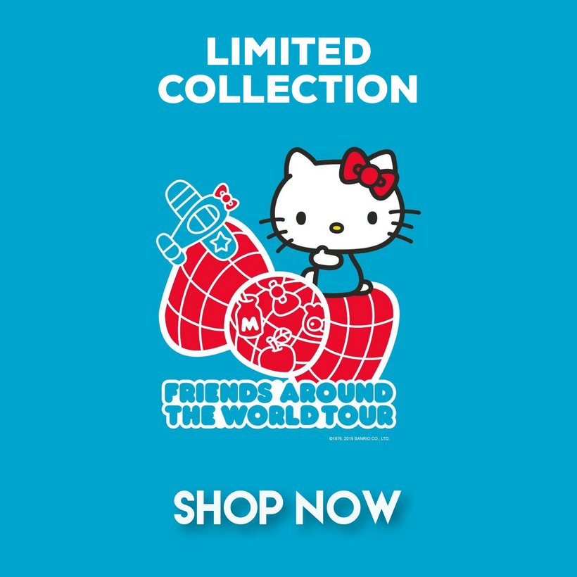 Hello Kitty Friends Around the World Tour