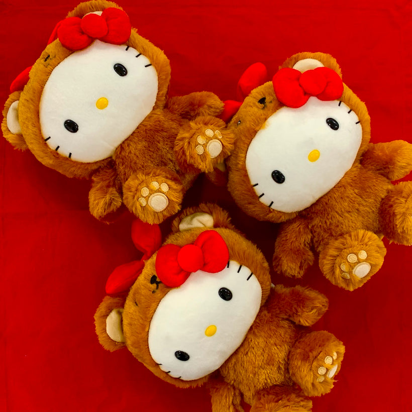 Hello Kitty Bear Collection