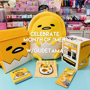 Sanrio Monrovia Gudetama Section