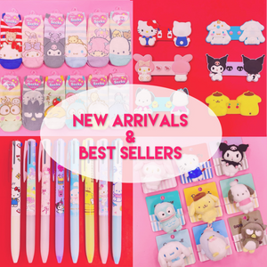 Sanrio Japan New Items & Best Sellers