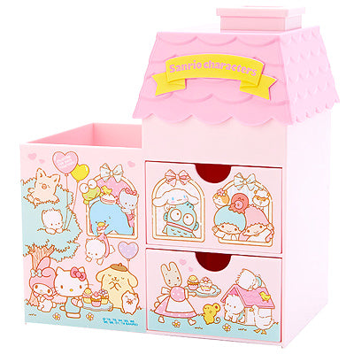 Sanrio Characters House Chest