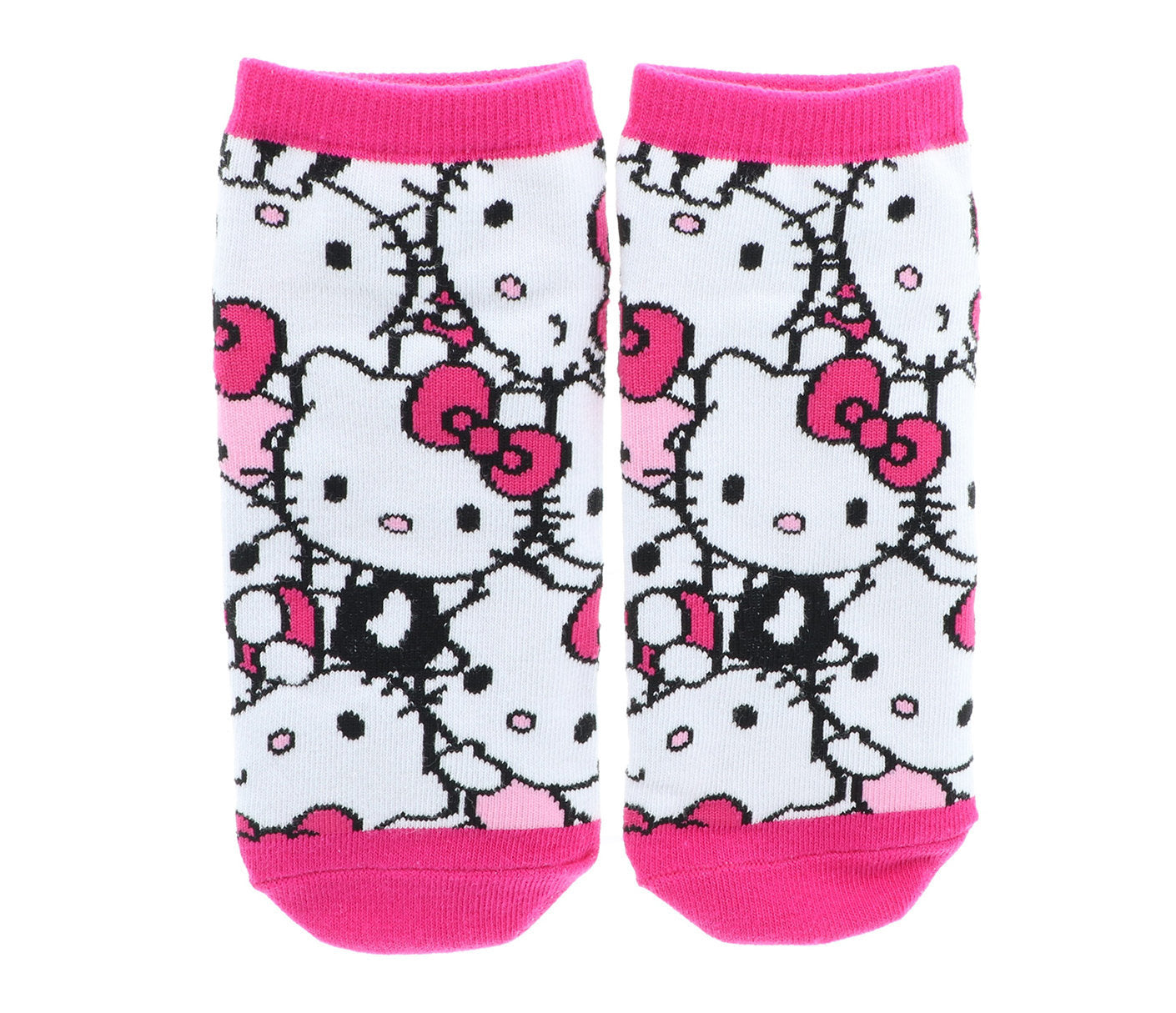 Hello Kitty Pink Adult Socks