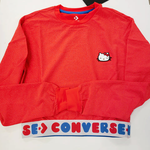 Hello Kitty Converse LS Sport Top