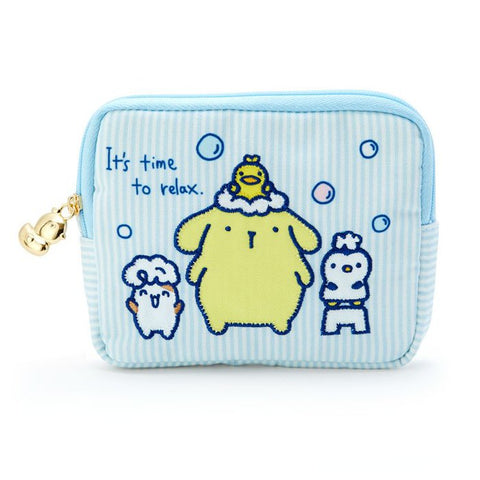 Pompompurin Bath Time Tissue Pouch