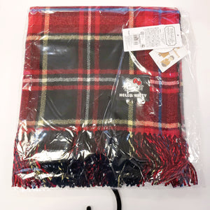Hello Kitty 3 Way Tartan Scarf