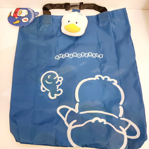 Ahiru No Pekkle Foldable Eco Bag