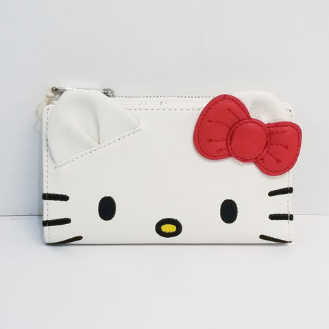 Hello Kitty Bifold Wallet by Loungefly