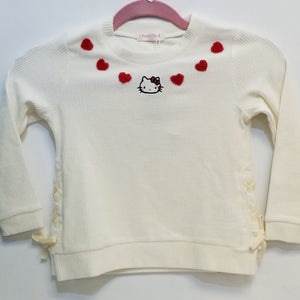 Hello Kitty Corduroy Kid's Sweater by Sugarland