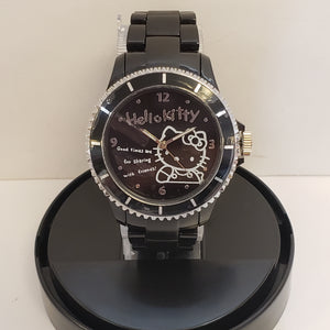 Hello Kitty 45th Anniversary Black Watch