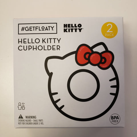 Hello Kitty x Get Floaty Hello Kitty Cupholder