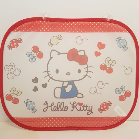 Hello Kitty Cherry Car Sunshade
