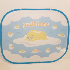 Gudetama Car Sunshade