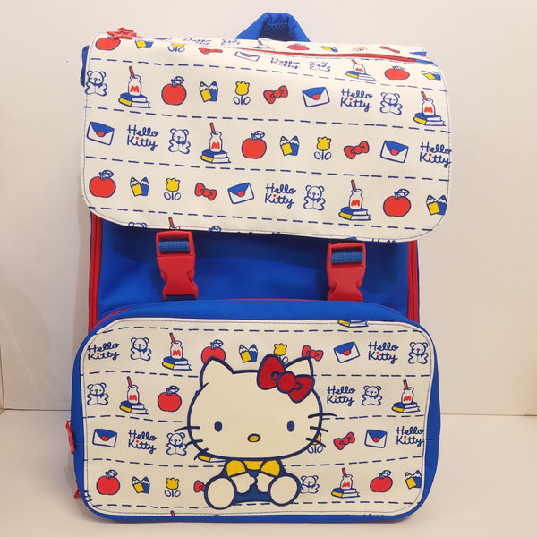 "Hello Kitty Icon 16"" Large Backpack"