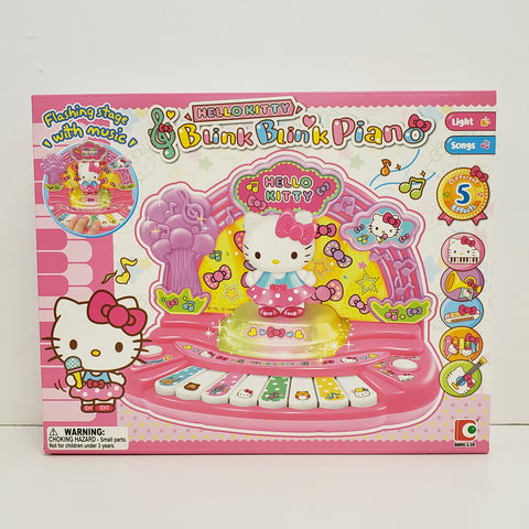 Hello Kitty Blink Blink Piano