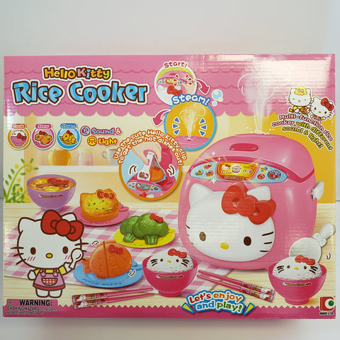 Hello Kitty Rice Cooker Set