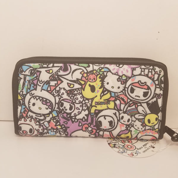 Tokidoki x Hello Kitty Long Wallet