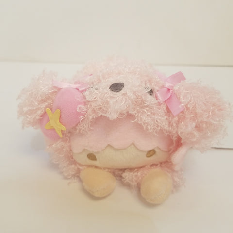Little Twin Stars Lala Mini Fuzzy Mascot Plush