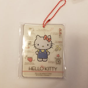 Hello Kitty Acrylic Charm
