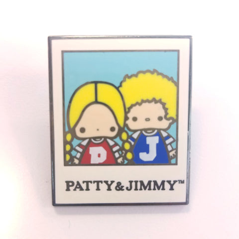 Patty & Jimmy Pin