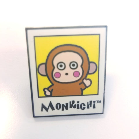 Monkichi Pin