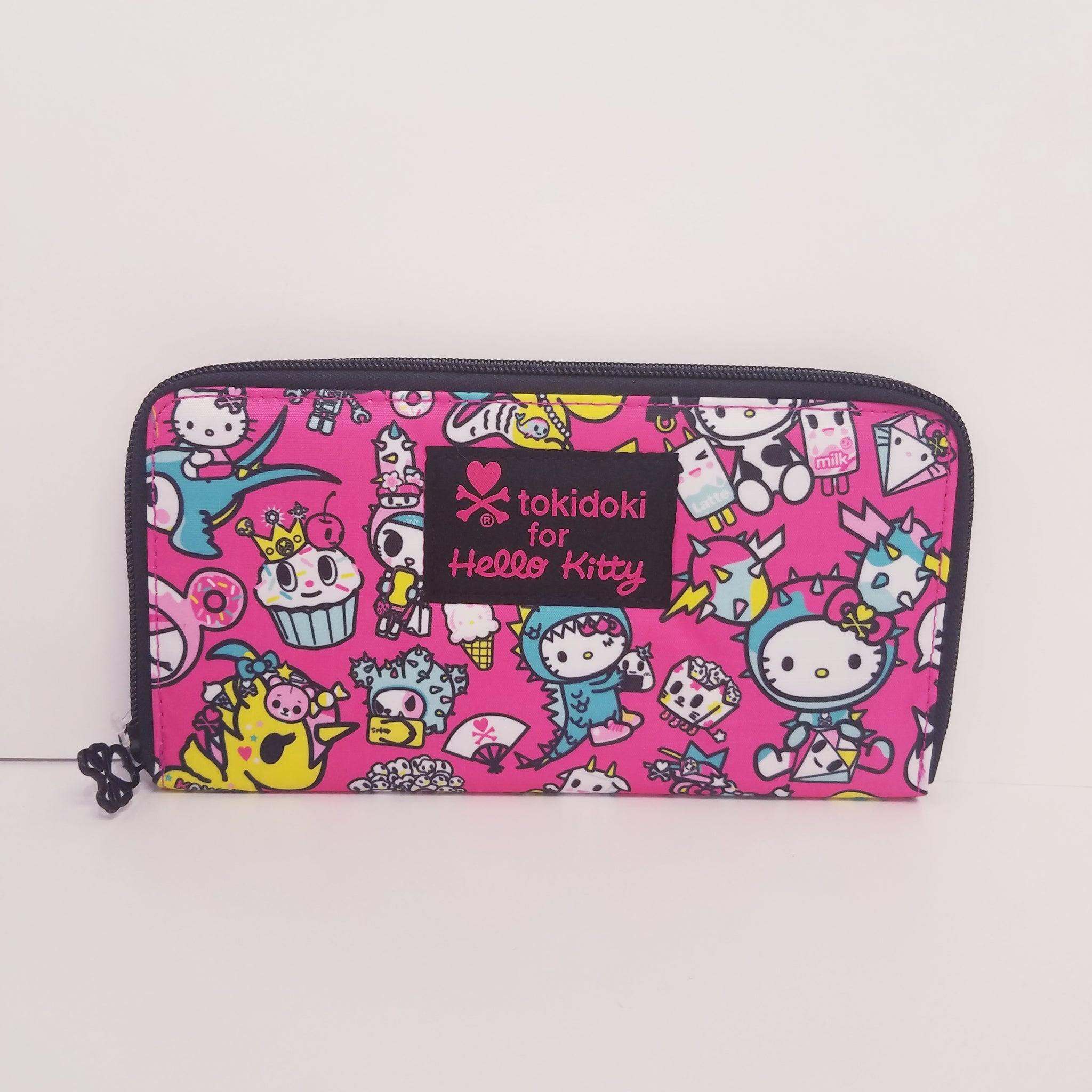 Hello Kitty Tokidoki Pink Long Wallet