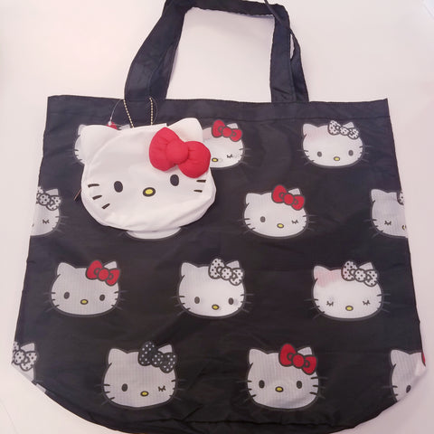 Hello Kitty 45th Anniversary Shopping Bag