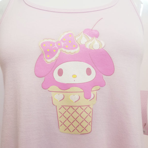 My Melody JapanLA Ice Cream Sweetie Bow Tank Top