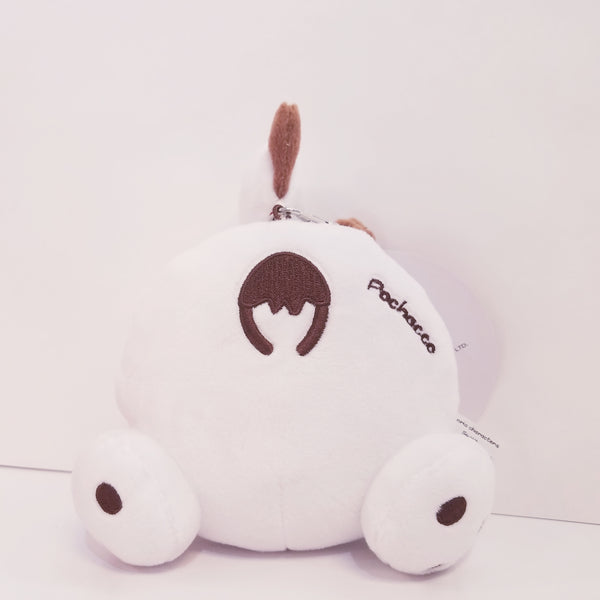 Pochacco Tushie Plush Pass Case