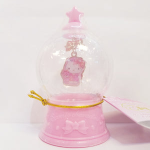 Hello Kitty Snow Globe Necklace
