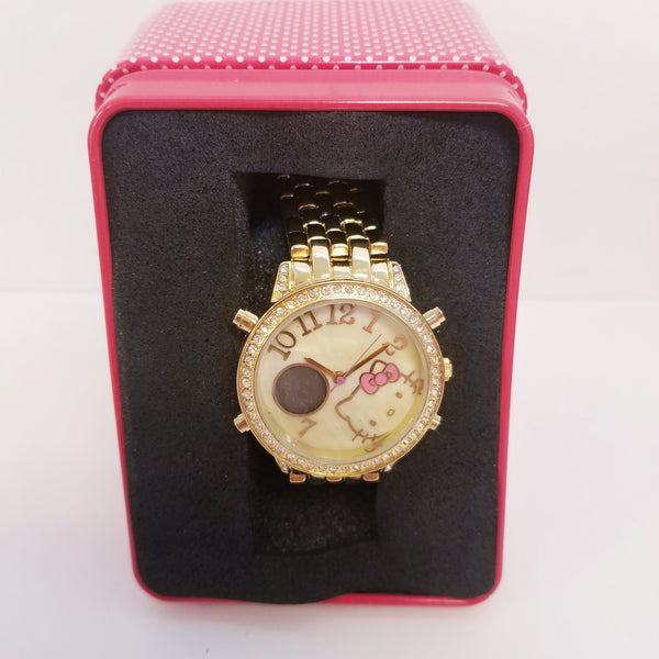 Hello Kitty Stainless Steel Watch